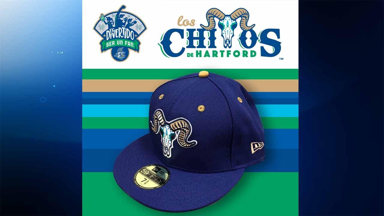 The Hartford Yard Goats will become Los Chivos de Hartford for three games this season. (Yard Goats)