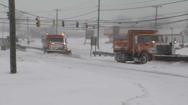 The state is bracing for yet another nor'easter (WFSB)
