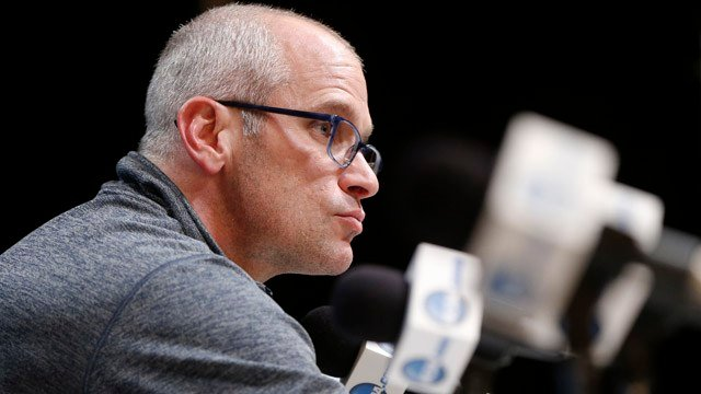 Coach Dan Hurley. (AP)