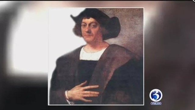 Christopher Columbus (WFSB File)