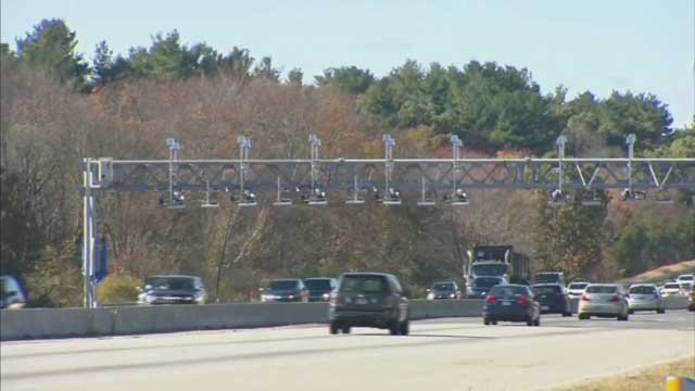 Lawmakers approved a study to look at where to put tolls in CT (WFSB)