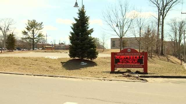 There may soon be a National Guard presence at Derby High School (WFSB)