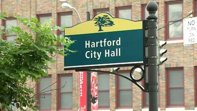 Hartford City Hall. (WFSB)