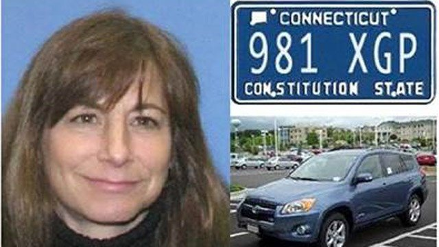 Jill Sohon was reported missing in Southington. (Southington police)