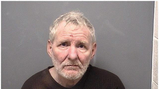 Homeless man arrested in Darien (Darien Police)