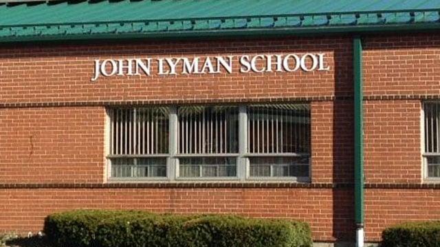 John Lyman Elementary School in Middlefield. (Facebook)