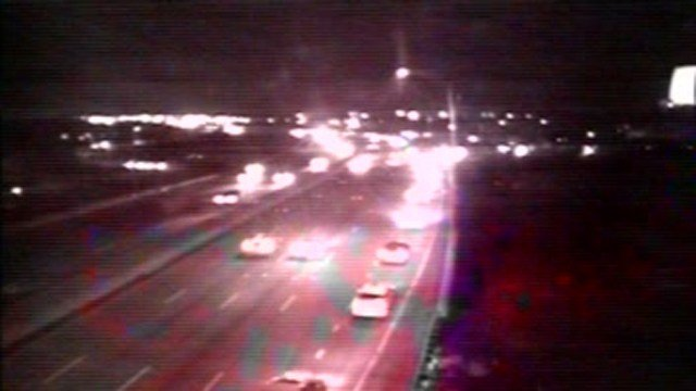 I-91 Northbound Exit 8 in New Haven (CT DOT)