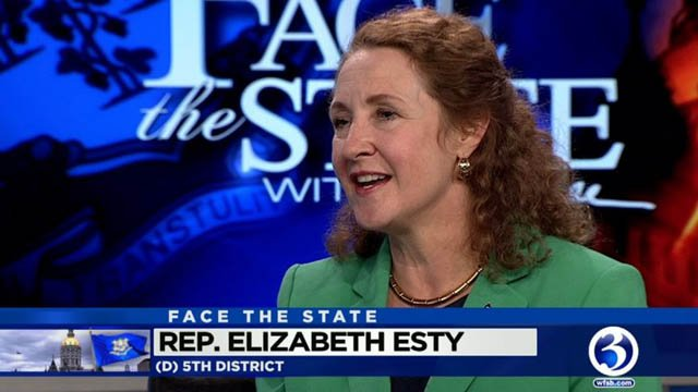 Rep. Elizabeth Esty (WFSB)