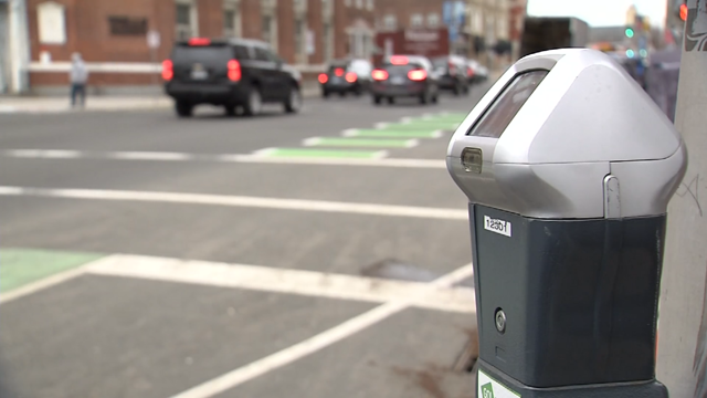 New Haven proposes rate changes to parking meters (WFSB)
