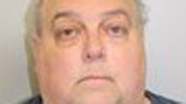 William Gardner is accused of threatening to kill people at a Newington town council meeting. (Newington police)