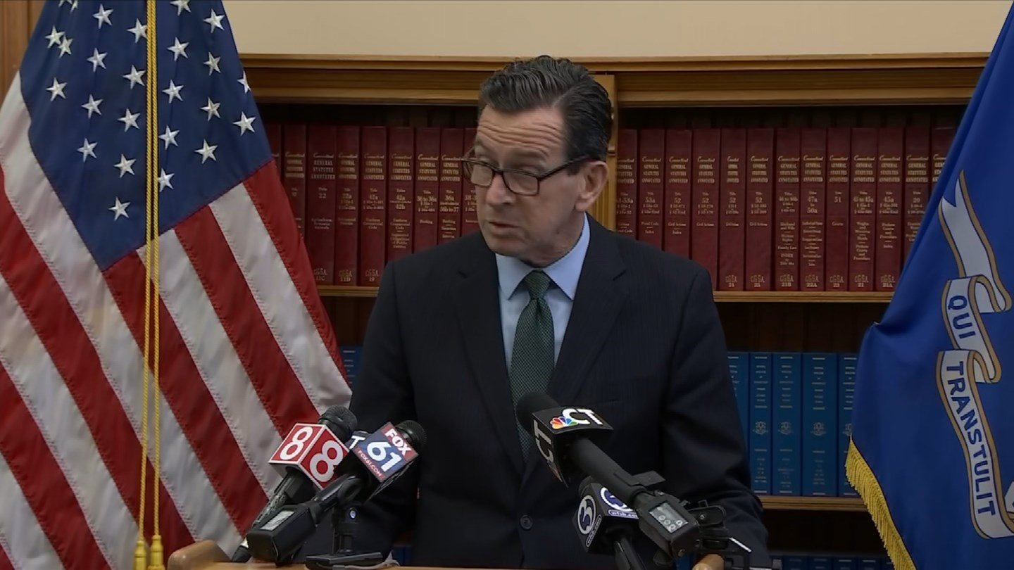 Governor Malloy nominates Robinson as Chief Justice