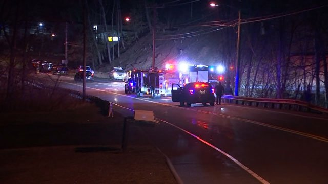 A Colchester man was killed in a crash in Portland on Thursday (WFSB)