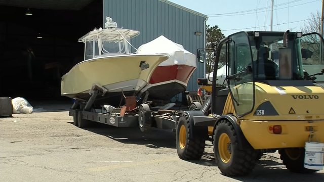 Marinas are preparing for boating season as warm weather approaches