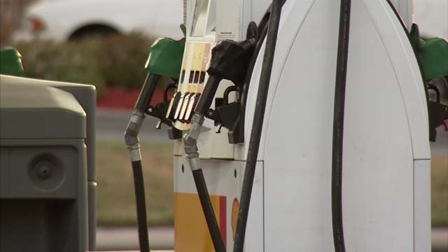 Gas prices are on the rise