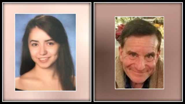 Katie Pladl and her adoptive father Anthony Fusco were murdered last week (Family photos)
