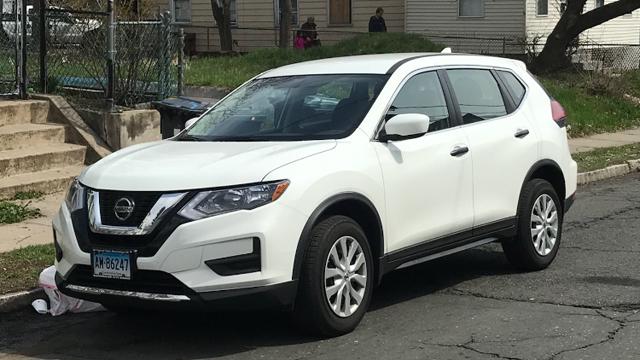 Car stolen by juvenile arrested in Hartford (Hartford Police)
