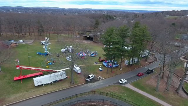 Weather-like weather is impacting Meriden Daffodil Festival preparations (WFSB Photo)