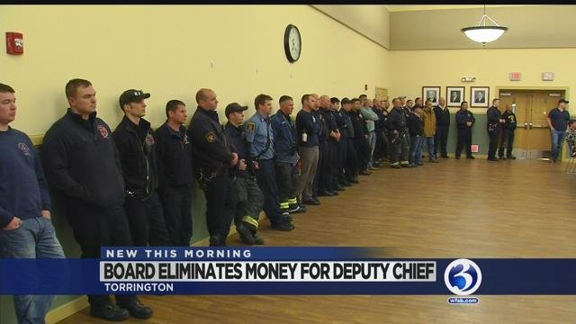 Video Torrington Leaders Eliminate Dep Police Chief