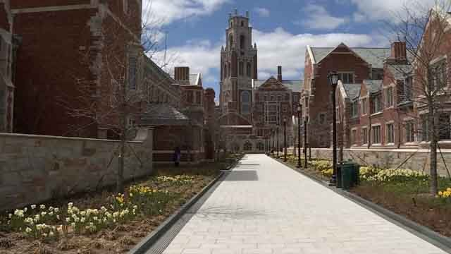 Yale's secret society is warning students about an imposter (WFSB)