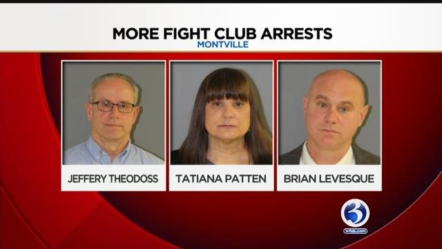 Video: 3 administrators arrested in Montville school 'fight club' case