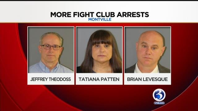 Video: Police charge 3 Montville administrators in 'fight club' case