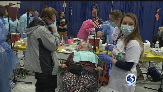 3Cares: Hundreds show up for free dental care
