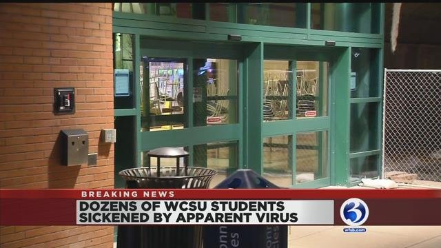 VIDEO: Dozens of WCSU students reported to be sick