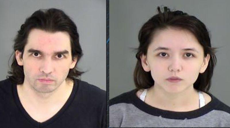 Steven Pladl and his adult biological daughter, Katie Pladl (Source: Henrico Police)