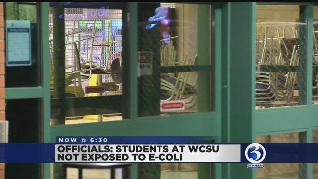 VIDEO: WCSU students ill with virus, campus closed Monday