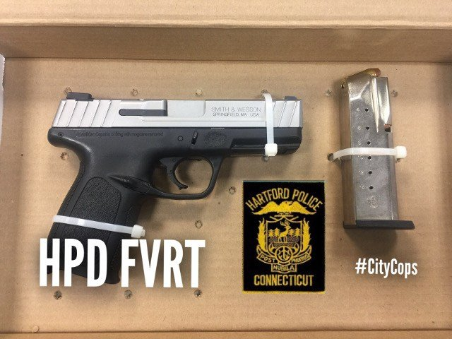 Courtesy Hartford Police