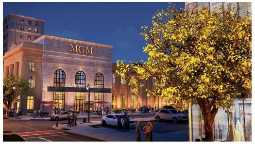 MGM Resorts International Announces Increase In Q1 Earnings