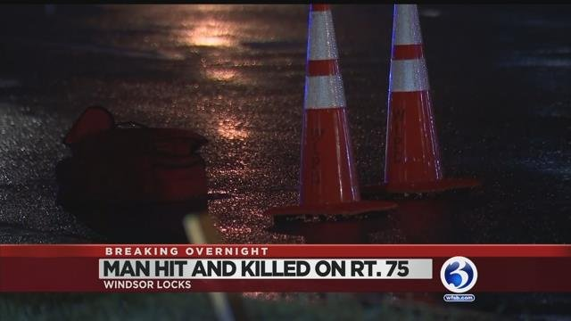 VIDEO: Driver struck and killed helping woman he'd just hit