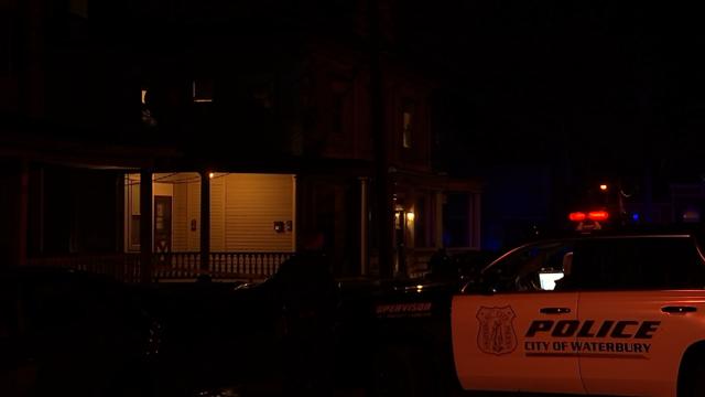 Shooting on Willow Street in Waterbury (WFSB)