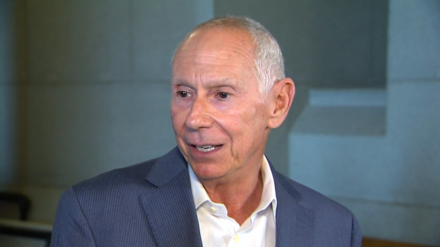 CSCU president Mark Ojakian sought to consolidate administrative functions in the system, but the plan was rejected. (WFSB)