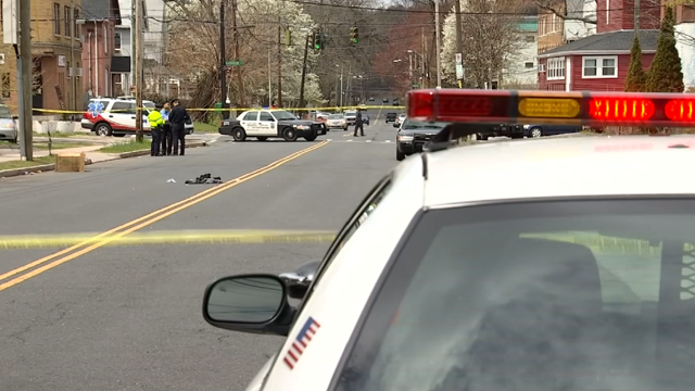 A person is in critical condition after a shooting on Westland Street (WFSB)