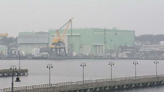 Electric Boat to expand, add almost 1900 jobs
