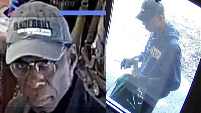State police are looking for a man who pretends to be a flower delivery man or contractor and then steals from senior citizens. He was last seen in Derby. (State police)