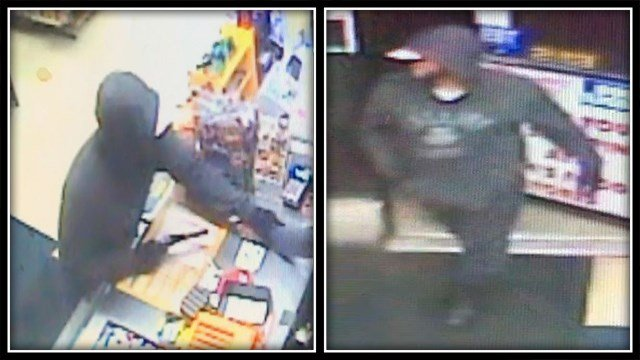 Police are searching for a suspect involved in a robbery at a Sam's Store in West Hartford (West Hartford PD)