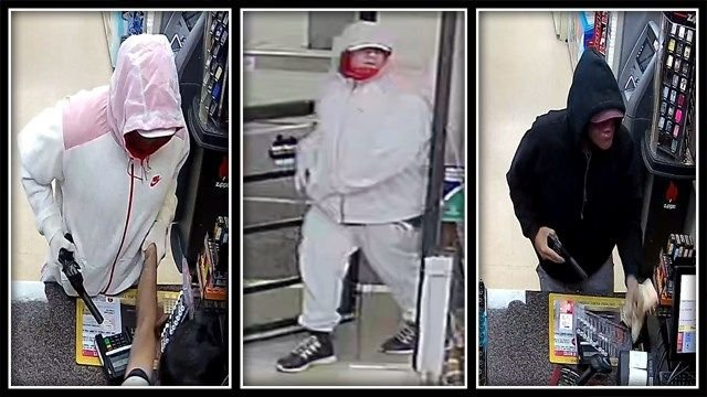 West Hartford Police are searching for this suspect connected to two West Hartford robberies in April (West Hartford PD)