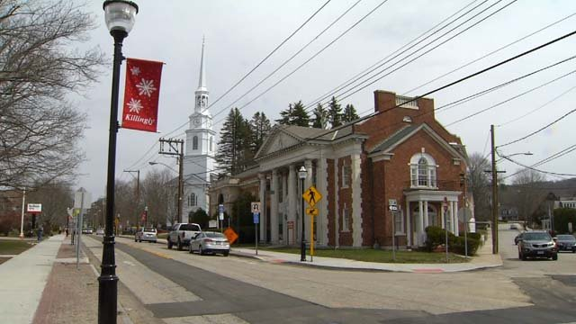 Despite being located in the 'quiet corner' of the state, Killingly has a lot to offer (WFSB)