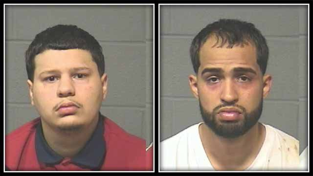 Two adults and three juveniles are facing charges after recent car thefts (Hartford Police)
