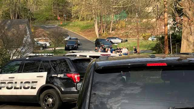 Waterford police are investigating the death of a 5-year-old child (WFSB)