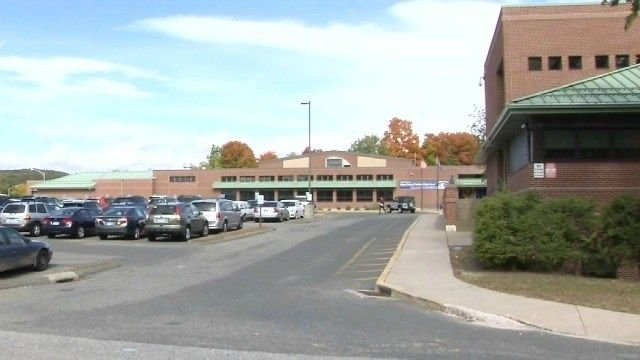 A student was found to have scabies at Oliver Wolcott Technical High School (WFSB File Photo)
