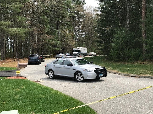 A body was found near Kenwood Estates in Griswold (WFSB)