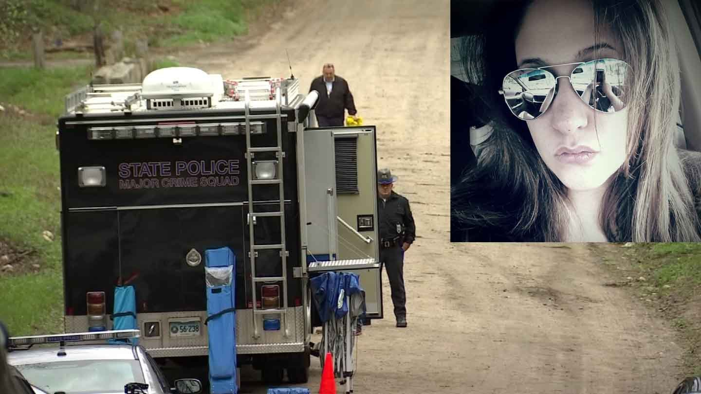 Kelsey Mazzamaro was identified as the woman whose body was found in a body of water in Burlington on Sunday. (Facebook/WFSB)
