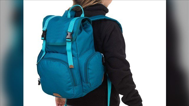 Bulletproof backpack (MGN)