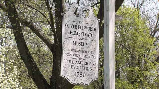 The town of Windsor has a lot of history (WFSB)