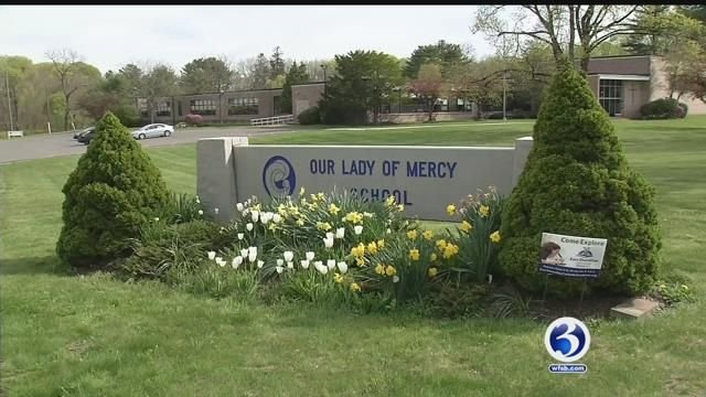 Our Lady of Mercy school is set to close (WFSB)