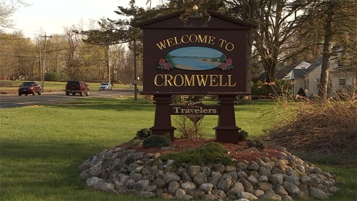 Denise checked out Cromwell during 20 Towns in Twenty Days (WFSB)