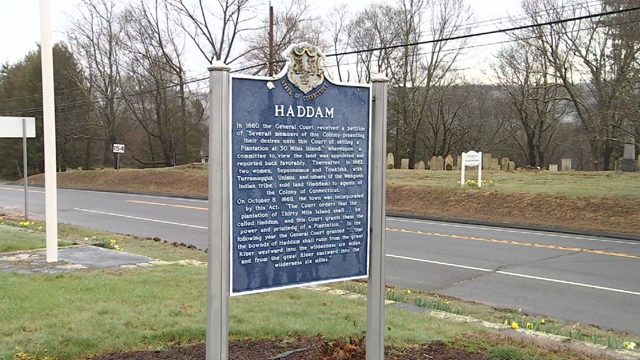 Caitlin Nuclo headed to Haddam for 20 Towns in Twenty Days (WFSB)